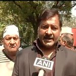 Corruption was the main issue, but now it has taken a back seat : Rakesh Gupta, AAP founder member http://t.co/haRROzjwhQ