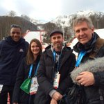 RT @LewisJohnsonMG: Our Paralympic Alpine team ready to go in the mixed zone for day 2! @NBCOlympics @NBCSN @USParalympics