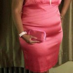 Wearing pink to the @RedCross #redball http://t.co/DrMBPhiqkC