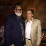 """@TheCecilHarlem: Chef @smallsalexander and @GovPaterson2010 at The Cecil Harlem #Harlem #NYC #dining http://t.co/LILdErILc1"""
