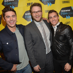 "RT @efronzacharynet: ""Neighbors"" Premiere - 2014 SXSW Music, Film + Interactive Festival (more via http://t.co/MuGpaH7fgD) http://t.co/ynUKn7JCvi"