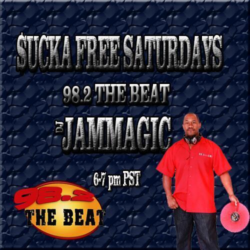 @djjammagic 6pm @982thebeat @Mixshowblast @DjKingAssassin @djnomic #FUNKUP #SALUTE #TEAMASSASSIN http://t.co/z6pPRATtS8