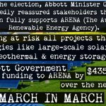 RT @MarchinMarchAus: #MarchinMarch with us for our environment. #auspol http://t.co/O3fi94VieU
