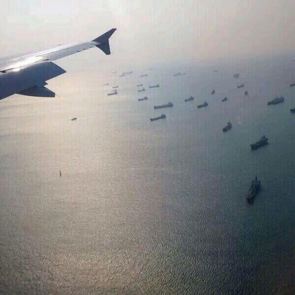 Today and for days to come, differences will be put aside. We have united. Have faith. #PrayForMH370 http://t.co/O2F2kvKbQf