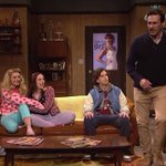 RT @HuffPostComedy: Jon Hamm, what are you even doing here? #puberty #snl http://t.co/X0u1v5QDHw