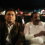 RT @SonyMusicSouth: . @arrahman and @vairamuthu at #Kochadaiiyaan audio launch event. http://t.co/AGh3GcDagu