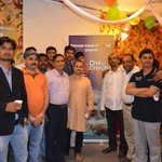 "RT @AnupamkPandey: 07th March 2014: Overseas Friends of BJP-UAE chapter organized ""NaMo Chai Party"" in Dubai, UAE @shagil_ @narendramodi http://t.co/heUjLEadi1"