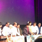RT @SonyMusicSouth: #Kochadaiiyaan - dignitaries on stage releasing the audio. http://t.co/51hDjtqlWO