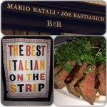 RT @BandBRistorante: Thanks, Aunrea! RT @Aundrea_Lacy: @Mariobatali @BandBRistorante @JohnMooreNYC #best #italian on the strip #Vegas http://t.co/SCQiFfGpf3