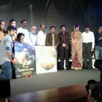 RT @Kochadaiiyaan: The superstar #Rajinikanth @iamsrk and @deepikapadukone at the #Kochadaiiyaan audio launch in chennai. http://t.co/pzbMAWLbfy