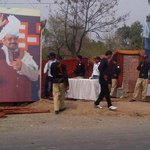 RT @malikrustam: Main Entrance Of Doungi Ground Lahore #SufiConference @LoveMQM @Karachies @Karachiet http://t.co/0lgbNb591J