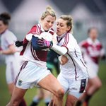 RT @WHLadiesGAA: DIV 2 table toppers go head to head today, Westmeath v Galway, 2pm in Annaghdown Galway #tesconfl #bestofluck http://t.co/NPsMhJvdGZ