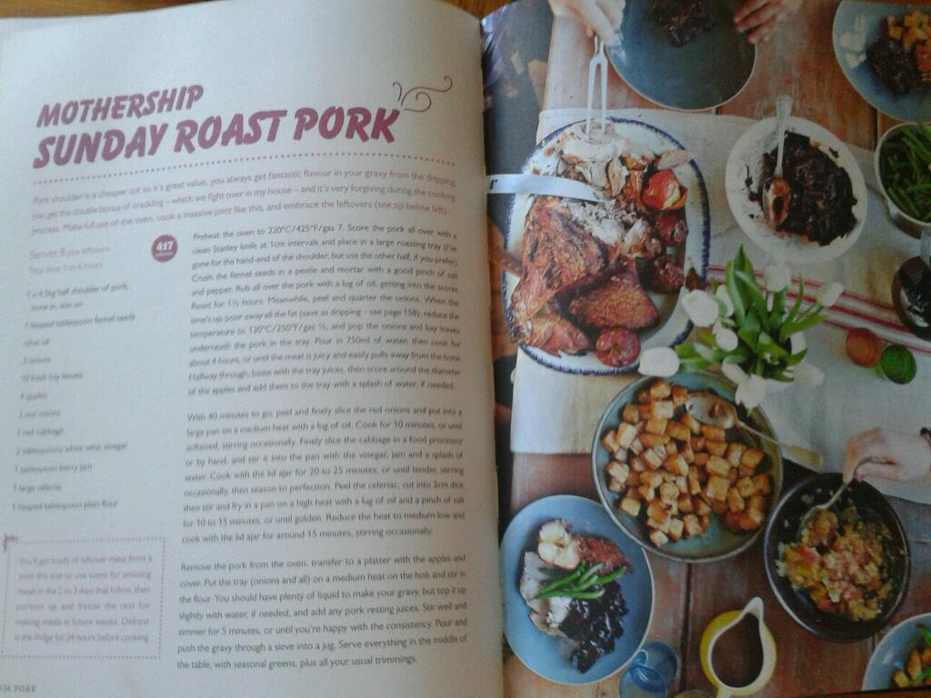 RT @FitzCara: This weeks roast is.....@jamieoliver http://t.co/pjpvSpaBQS