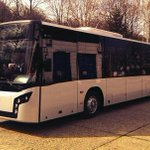 First #Mercedes bus made in #Serbia! http://t.co/XTqYX5eghq