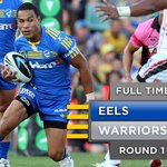 RT @TheParraEels: FULL TIME: We're off to a good start this season with a 36-16 win over the @NZWarriors! #NRLparwar #blueandgold http://t.co/ZQmUJu29IN
