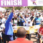 We are glad to have run with the @FirstLadyKenya today to save mothers and children #BeyondZeroRun @BeyondZeroKenya http://t.co/SVvym7nquE