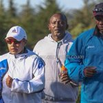 VIDEO:First Lady finishes the 21km race!, watch via http://t.co/nZdyg9arA1 http://t.co/mT2BftPd4R