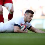 RT @EnglandRugby: Heres @dannycare going over for his try. 2 from 2 at Twickenham in the #RBS6nations for Englands 9. #ENGvWAL http://t.co/jZkLlmaMHX