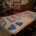 RT @SabresCutie: @BuffaloSabres I painted this yesterday to put up at the game! #Blue4Ben http://t.co/qzm9NJPzZA