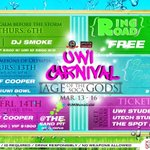 RT @UWIMonaGuild: Study hard, work hard. Then come to Carnival and play hard too. :) http://t.co/m3pt9ppF9V
