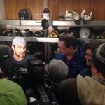 Conacher: Its nice to have family nearby & all the support. Looking forward to his start with the #Sabres. http://t.co/K9Cs2AGqOV