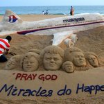 RT @BBSRBuzz: #MalaysiaAirlines Here goes prayer in form of #sandart from #puri #beach in #odisha #india #PrayForMH370 http://t.co/joJKr6wc0p