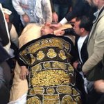 RT @kabul3: Photo: body of Marshal Fahim as prepared for burial http://t.co/iaQGELsglu