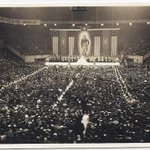 American Nazi organization rally at Madison Square Garden, 1939 http://t.co/O4IGsBEVFL