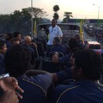 RT @MahelaJay: What a welcome! Thank you all http://t.co/tLIkGlgD8L