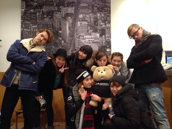 無事、名古屋公演終了! 沢山の愛に溢れたLIVEでした! 皆さんの笑顔と歓声から元気もらっています! これから始まるストーリー⭐️ http://t.co/9lqgTb4Kjh