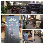 RT @Saburbanette: @BarrioMumbai: the new cafe in Versova for your evening cuppa. Beautiful, green & charming.