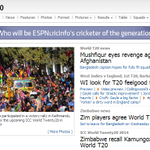 Good to see Nepals victory image on World T20 page of @ESPNcricinfo : http://t.co/YHDj4gvnAi Good luck team #Nepal http://t.co/bQyTfydglL