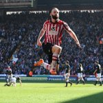 RT @BBCSport: FT Sheffield United 2-0 Charlton. Goals from Flynn and Brayford see the Blades through to the #FACup semi-finals http://t.co/wFENtsdKVd