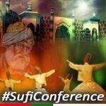 Here we go ! QeT #AltafHussain speaking to #SufiConference #Lahore #Pakistan #MQM http://t.co/5qA5Ia2tA5