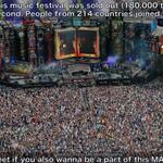 "Worlds #1 Music Festival = @Tomorrowland. ""Most International Gathering On The Planet."" http://t.co/7GDj4Z69ar"