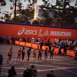 Cheer on the Elite females! #ALAM #betteryourbest #lamarathon http://t.co/Gw7uctz2P4