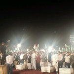 """@SsamanJay: Punjab honoring the great leader ..ALTAF ALTAF!! #SufiConference :) http://t.co/Z4Kag3xX9N"" #Lahore #MQM"