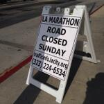 RT @CTGLA: Good luck to the #LAMarathon runners! For those attending @MusicCenterLA, leave extra time for road closures. http://t.co/0sd8dmXgzP