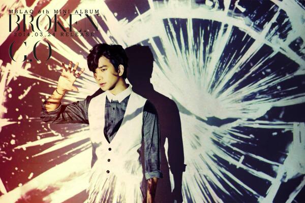 MBLAQ 6th Mini Album <BROKEN> 3월24일 릴리즈! 지오!! http://t.co/4V2N5Xvdv5