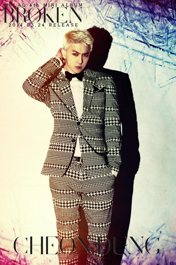 MBLAQ 6th Mini Album <BROKEN> 3월24일 릴리즈! 천둥!! http://t.co/M1ZiYkpUsa