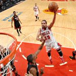 "RT @BullsReport: ""@ESPNNBA: .@JoakimNoah sparks big comeback, leads Bulls to OT win over Heat. BOX SCORE: http://t.co/irPbEjSDiC http://t.co/bXsoqu8W09"""