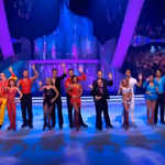 Thats A LOT of celebs in skates #DOI http://t.co/ZQ690T1qnp