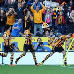 RT @Coral: A week after being headbutted by Alan Pardew, Hulls David Meyler celebrated his goal against Sunderland like this... http://t.co/SslrzJcdXK