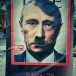 RT @Kovalyashka: Unlike Eastern part, Lviv has a clear stand on #Putins aggression against #Ukraine http://t.co/dWjEXM5H11