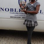This picture was taken on 6th March, 2014. World Book Day. #NobleHallAcademy Cc @Abuja_Facts http://t.co/Y5kuTQKTyF