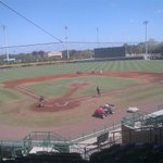 Beautiful afternoon for baseball at #USF. Bulls play their series finale with #Northwestern at 1:01 p.m. http://t.co/888bslCMk9