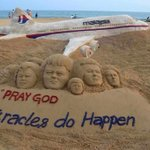 "Beautiful message of hope -""miracles do happen"" My thoughts r with those on #MalaysiaAirlines #MH370 & their families http://t.co/6IAW7zmq7n"