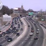 RT @RIDOTNews: Were seeing backups again on I-95 South due to the Exit 22 closure in Providence. Watch for slow traffic at Exit 24. http://t.co/zI3AmnE2JR