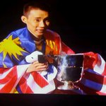 RT @im4uMsia: Congrats Dato @Lee_C_Wei #AllEngland2014 CHAMPION. We Proud Of You @Khairykj @TeamMsia http://t.co/TVXqNlrZic