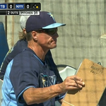 "hahahahahaha RT @RaysIndex: #Rays Clipboard: ""HICKEYS SHIT"" http://t.co/lP12ejYhAr"